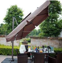 Wholesale outdoor parasol multicolor different color HL-3015 garden patio umbrella