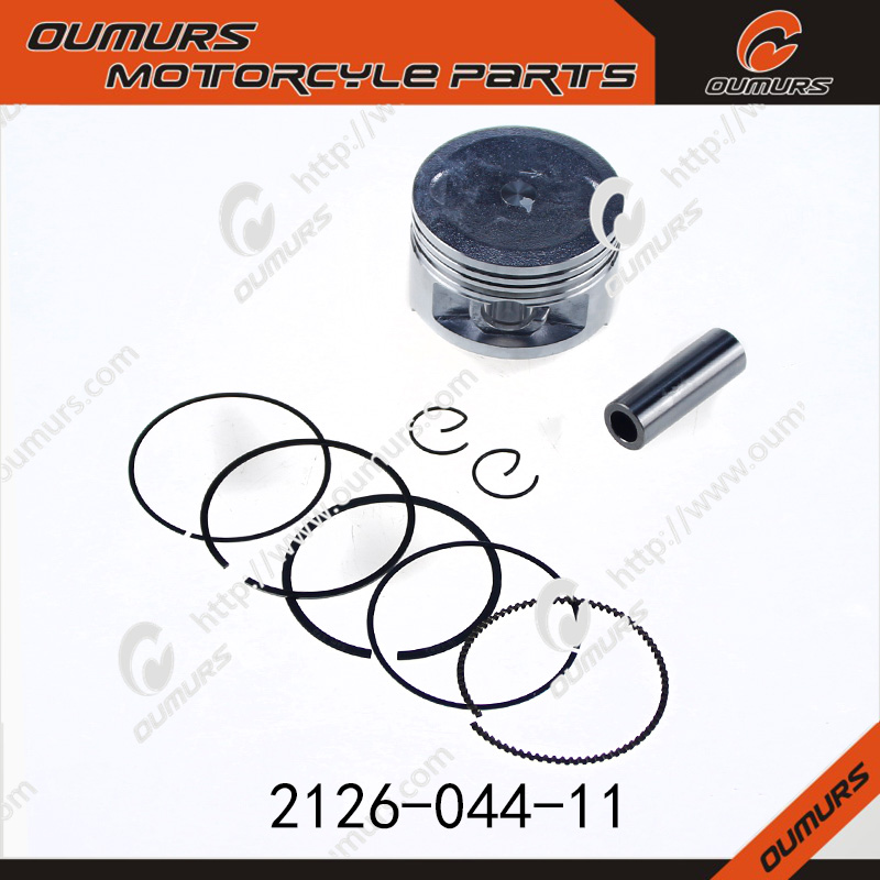 for 49MM ZY100 RS100 100CC piston kit spare parts