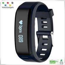 2017 New Arrival Bluetooth 4.0 android dual sim bluetooth Sports health bracelets smart watch phone