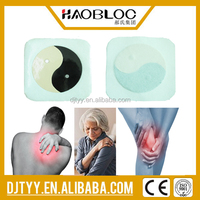 Essential oil type medicated Magnetic Pain Patch