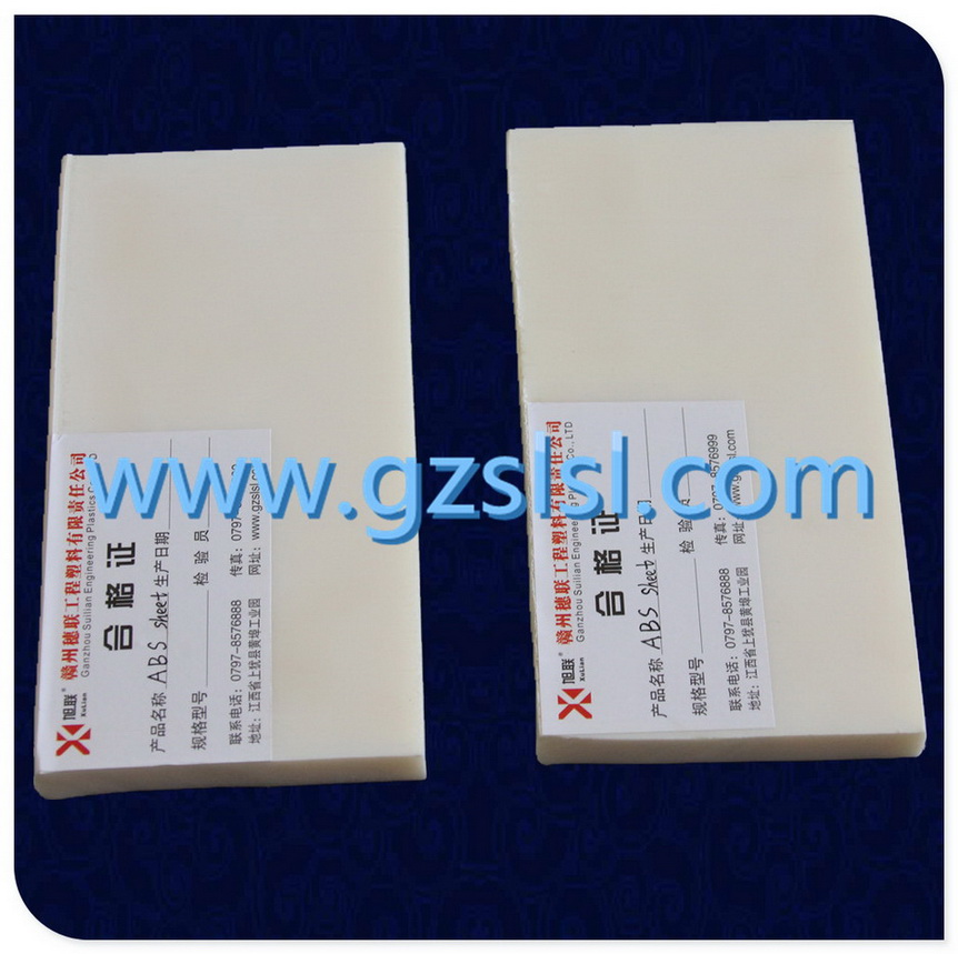 China best-seller and NEW material ABS plastic sheet