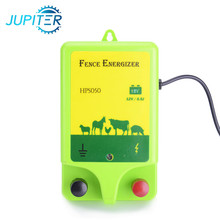 security power animals fencing 12v electric fence high voltage pasture plastic farm energizer