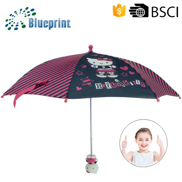 Cartoon Character Cheap Personalized Small Mini Toy Umbrella For Kids