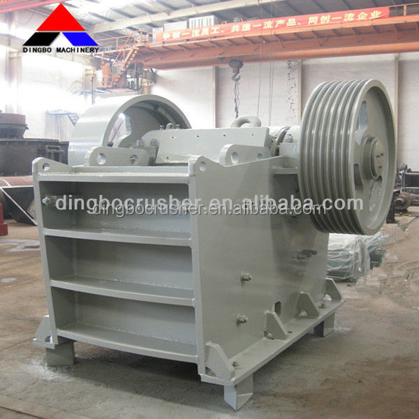 Diesel Energe Saving and High Quality PE Series Stone Crusher Machine Price in India