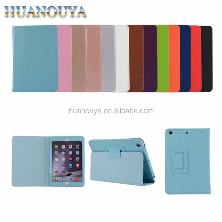 Slim Fit Protective Case For iPad mini 4 Case , For iPad Smart Cover For iPad mini Leather Case
