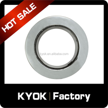 KYOK self-locking ring,Decorative plastic durable curtain eyelet ringe,yelets for fancy window curtain design