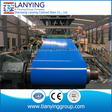 shandong color coated steel coil