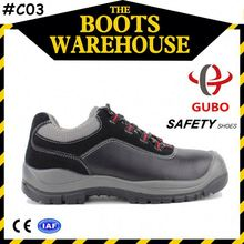 genuine cow leather anti puncture indian army shoes in stock