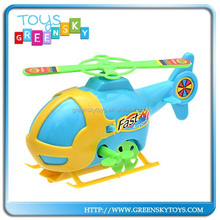 2014 hot selling and cheap wind up plane / wind up toys / promotinal gift
