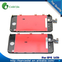General cell phone lcd for iphone 4, for iphone 4 lcd unlocked