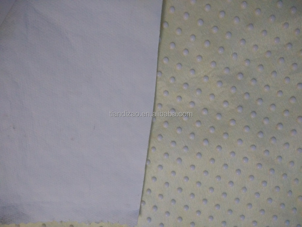 Airlock moisture aramid nonwoven fabric for fireman suit