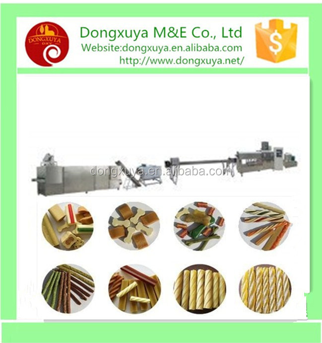 2017 Chewing Pet /Dog Jam Center Food Processing Equipment/Making Machine