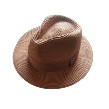 Promotion cheap genuine beach paper panama hat