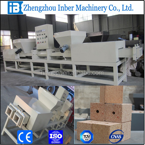 used Machine to make good high best quality press wood pallet