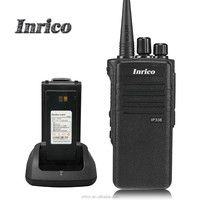 IP338 VHF/UHF Water-proof Two way radio with Sensor Antenna and Battery lock