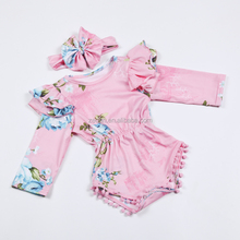 2016 christmas item competitive advantage baby girl clothes set newborn romper