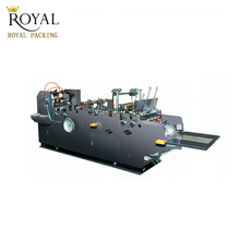 huge discount full automatic envelope sealing machine, card cover envelope making machine