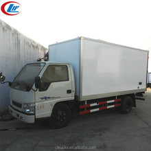 Factory direct supply JMC 4x2 diesel 116hp container van