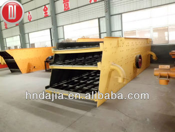 Gravel Screen/Vibrating Screen/Sand & Stone Separating Machine