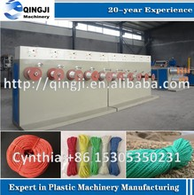 100% virgin material PE PP Monofilament, Fishing Lines, Rope Extruding Machine