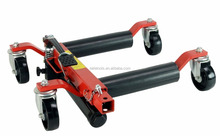 Hydraulic Wheel Dolly Skates Car Vehicle Positioning Jack Tire Tyre Lift