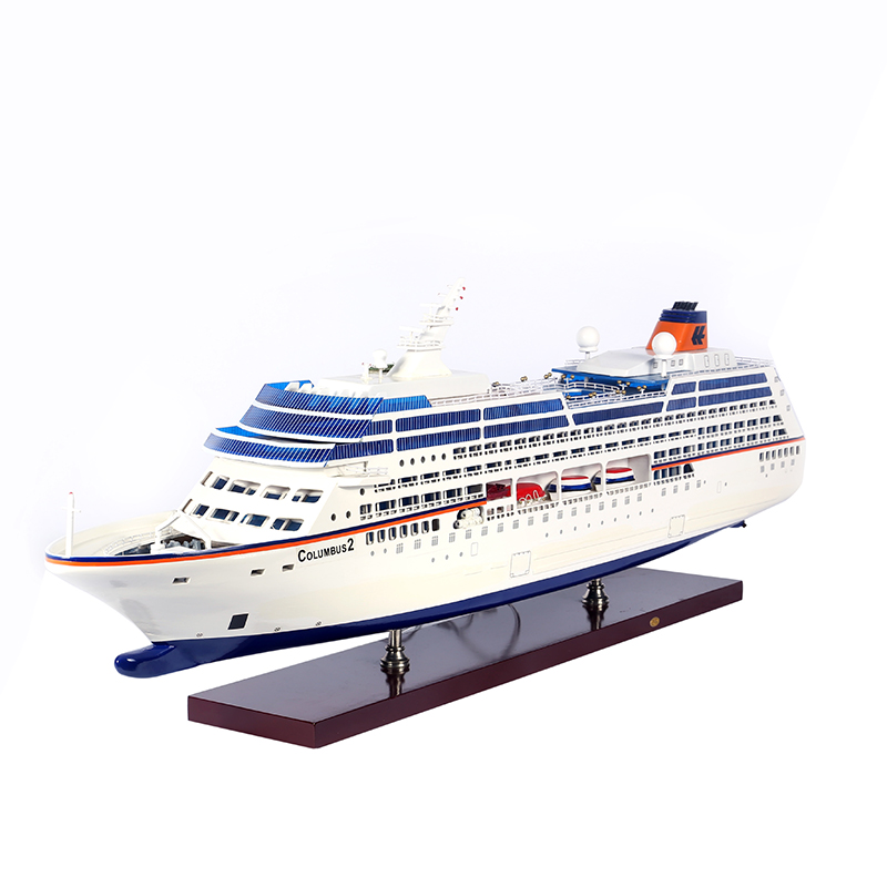 Mettle New Arrival Length 90 CM Wholesale Most Popular Items Cruise Ship Models