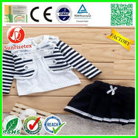 New design Cheap kids clothing wholesale from Chinese Factory