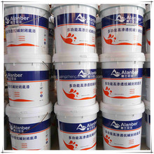 Water-based exterior wall coating paint