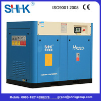 22kw Direct Driven Screw Air Compressor made in China
