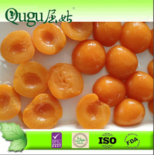 2014 New crop organic canned apricots best price
