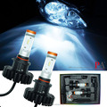 Hot selling Car ZES LED Headlight Bulb Kit H10, 9005, 9006, Xenon White PA