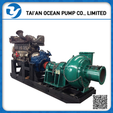 River sand transport pump machine for long distance