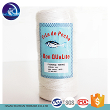 china hot sale 210D nylon fishing twine for fish net