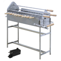 Greek Cypriot Style Commercial Stainless Steel Charcoal BBQ Grill EB-W03