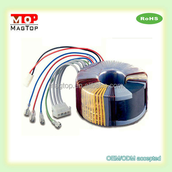 small toroidal electrical transformators manufacturing companies