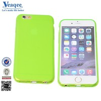 Veaqee Factory Direct New Design Super Thin TPU Cell Phone Case for iphone 6