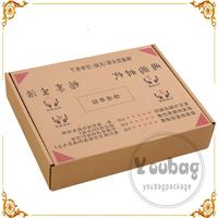 Custom Design Printed cheap see through packaging box with high quality