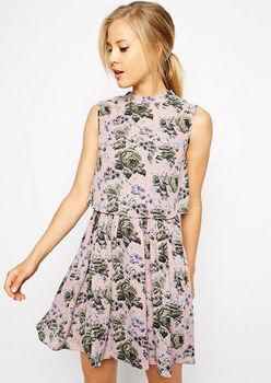 2014 new ladies western dress designs latest dress designs