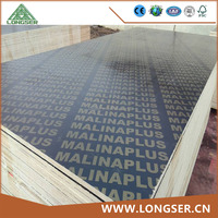Construction Grade WBP Phenolic Resin Coated Plywood