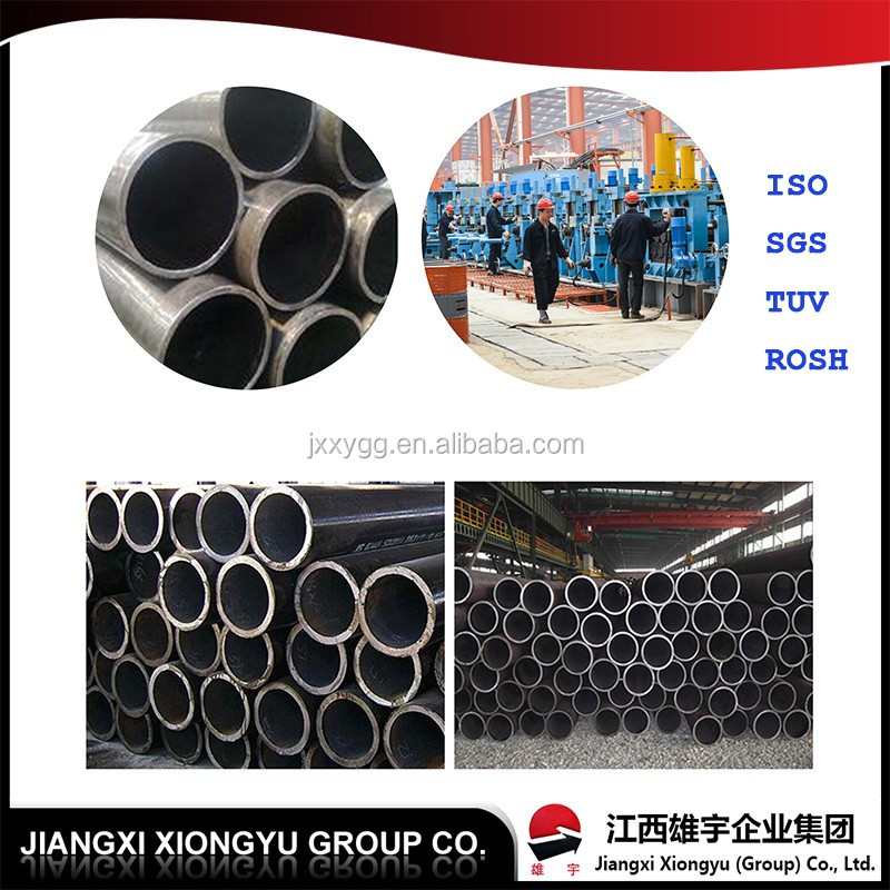 GB ASTM standard popular and good price super duplex stainless steel pipe with OEM welcome