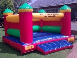 in-1 BALL CASTLE