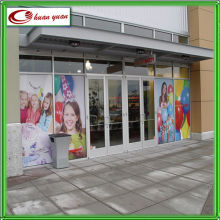 waterproof Vinyl removable window decal for kids