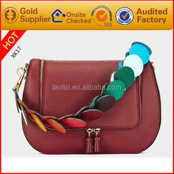 Ladies handbag manufacturers high end fashion elegance ladies handbag