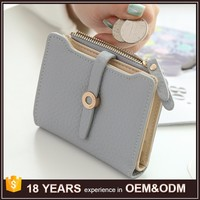 High Quality Coin Purses Ladies Small Leather Wallets Wholesale