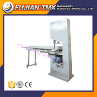 Hot selling toilet paper roll band saw cutting machine in china