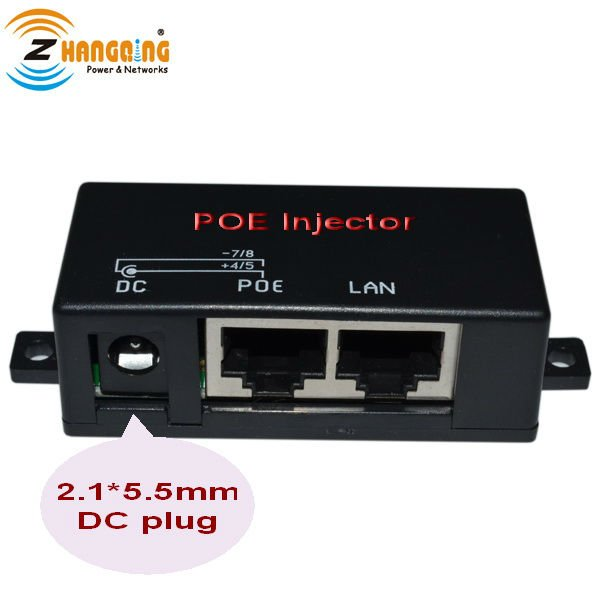 RJ45 Passive POE Injector Splitter for AP routerboard