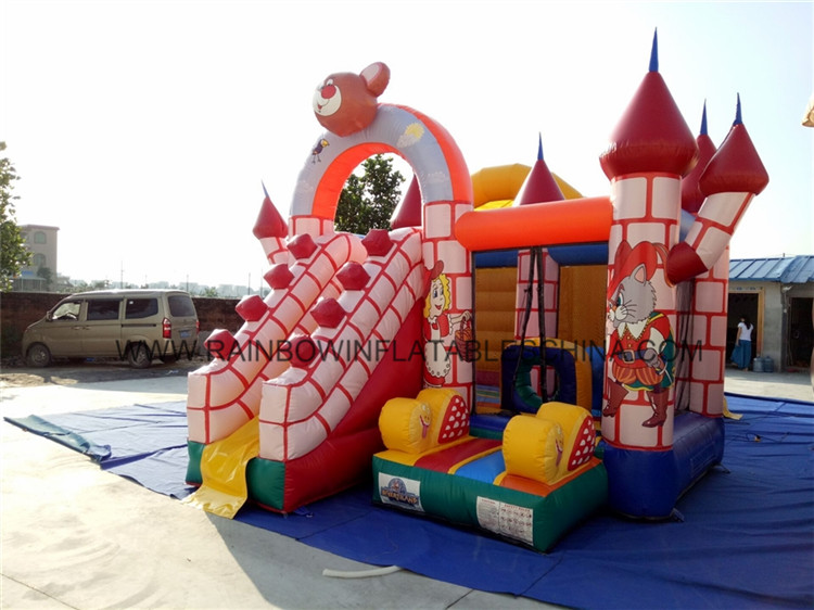 Inflatable Jump,Small Inflatable Bouncy Castle