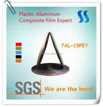 aluminium foil and polyester film laminated tape For Cable shielding