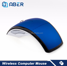 Optical Foldable 2.4G Wireless Mouse for Desktop Laptop