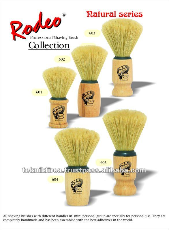Naturel Serie Shaving Brushes